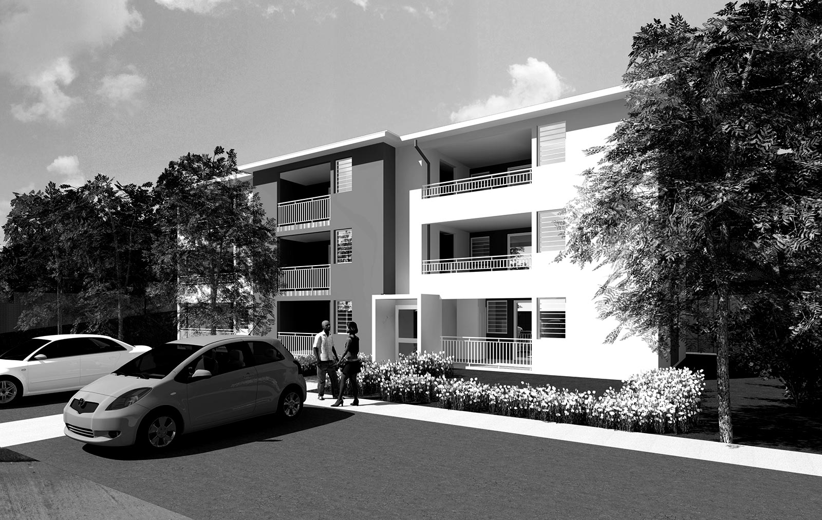 logements Martinique
